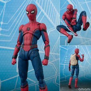 Bandai-Spirits-S-H-Figuarts-Spider-Man-Spider-Man-Far-da-Casa