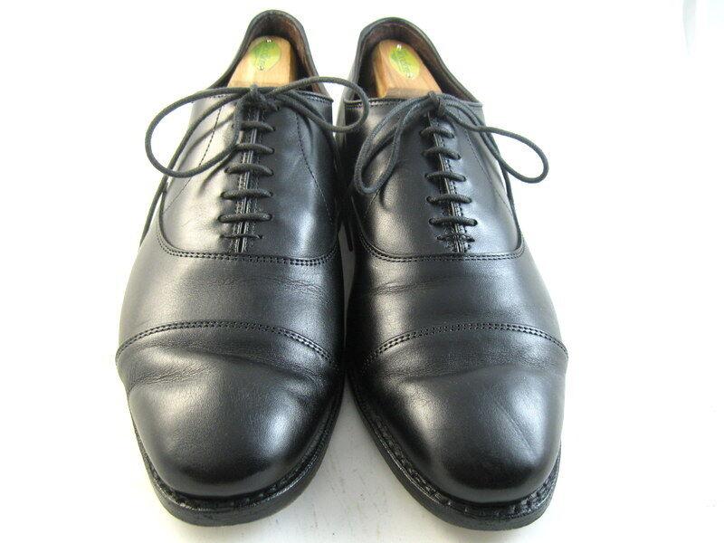 Allen Edmonds  el Hopkinson  Cap-Toe Oxford 10.5 D Negro (838)