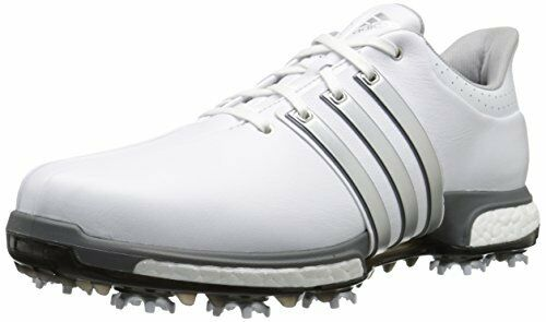 free shipping 29f52 e6c7b Mens Golf Shoes adidas Tour 360 Boost Medium 9.5 White F33249 for sale  online  eBay