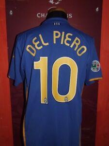 DEL-PIERO-JUVENTUS-2007-08-MAGLIA-SHIRT-CALCIO-FOOTBALL-MAILLOT-JERSEY-CAMISETA