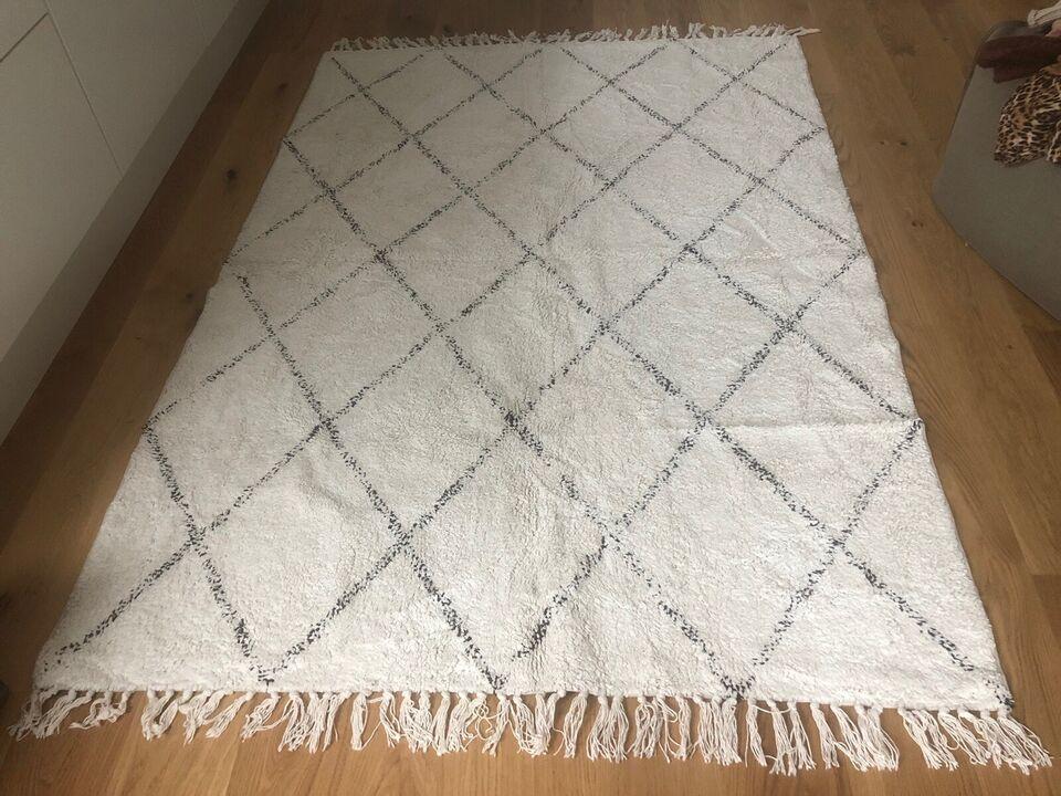 Løse tæpper, Bomuld, b: 200 l: 140