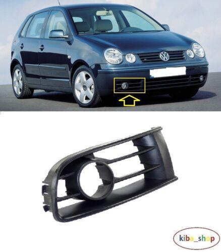 VW Polo 9N 2001-2005 Nueva Lámpara Luz Antiniebla Inferior Parachoques Delantero Rejilla Derecho O//S