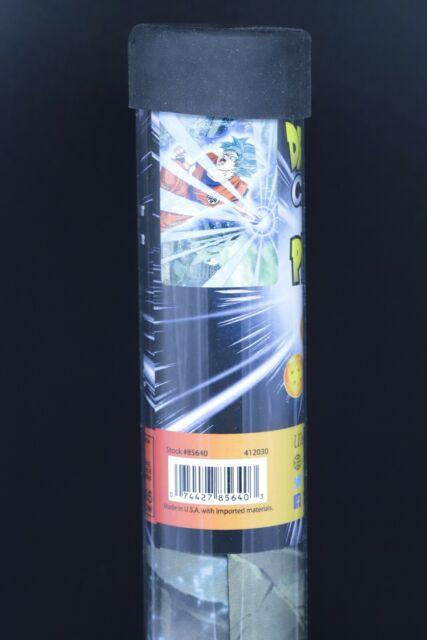 Dragon Ball Z Super Saiyan Blue Son Goku Official Ultra Pro Playmat for sale online