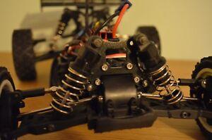 Losi-Mini-8ight-Stainless-screw-set-top-deck-botom-deck-diff-housings
