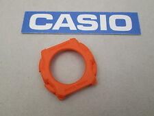 Casio G-Shock Riseman G9200GY GW9200GYJ orange resin rubber bottom cover