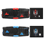 2-4G-Wireless-Gaming-Keyboard-Mouse-Combo-USB-Receiver-MousePad-Mice-Mat-for-PC miniature 1