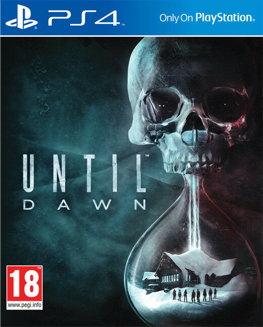 PS4 Until Dawn (brand new)