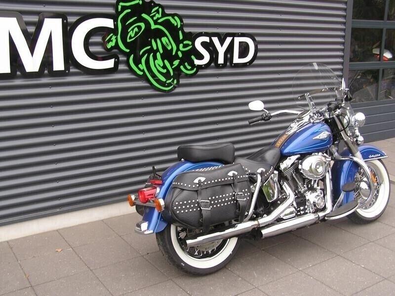 Harley-Davidson, FLSTC Heritage Softail Classic, ccm