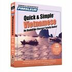 Vietnamese, Q&s  : Learn to Speak and Understand Vietnamese with Pimsleur Language Programs by Pimsleur (CD-Audio)