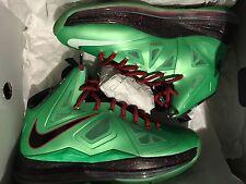 Nike Lebron 10 X Cutting Jade Crown Cork Champ What Mvp Wtmvp Usa Nsw Christmas