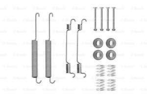 Zubehörsatz Bremsbacken für Bremsanlage Hinterachse BOSCH 1 987 475 284