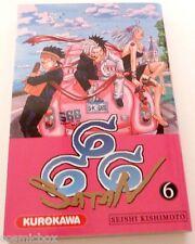 Manga SATAN 666 tome 6 Kurokawa éditions en Français VF très bon état