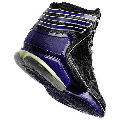 sale retailer 41630 78f1d In Sz 8 Xmas Adidas Crazy ~ Glow Nightmare B4 2 Light mens Rose Dark  Adizero Shoes nw8xc6wZa