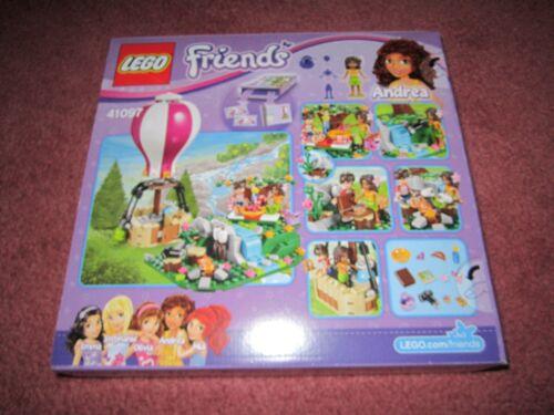 LEGO Friends Ballon à Air Chaud 41097-Nouveau//coffret//Scellé