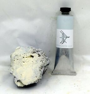 Cerussite (Hue) - Handmade Oil Paint - 37ml
