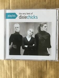 Dixie-Chicks-Playlist-The-Very-Best-of-the-Dixie-Chicks-CD-2008-Extras