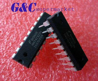 10PCS IC MM74C922N FSC ENCODER 16-KEY 18-DIP NEW GOOD QUALITY