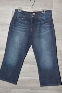 Lucky-Brand-Classic-Fit-Crop-Size-12-31-Jeans-Women-039-s