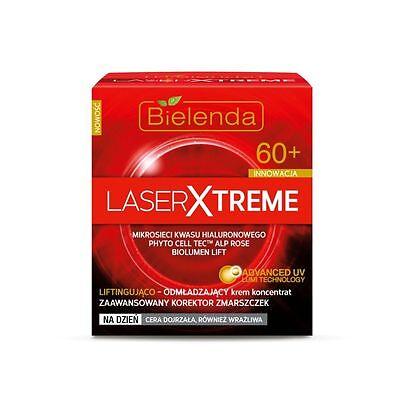 BIELENDA LASER EXTREME Antifalten Tagescreme mit Hyaluronsäure +60 50 ml