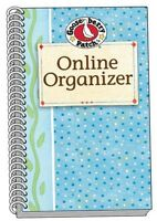Gooseberry Patch Online Organizer Internet Password Booklet Choose Design