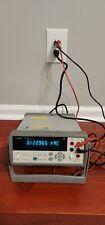 Agilent 34410a 6 12 Digit High Performance Digital Multimeter