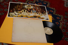 JETHRO TULL LP MU ORIG ITALY 1976 CON POSTER