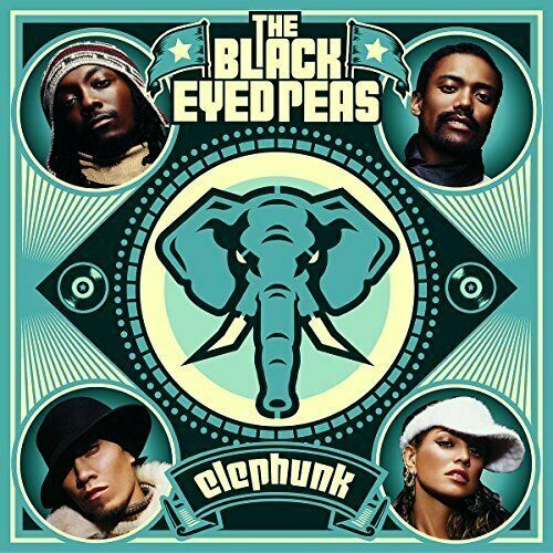 Black Eyed Peas [CD] Elephunk (2003, #9860637)