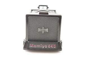 OTTIMO + + Mamiya M645 Girovita livello finder per Mamiya 645 1000S DAL GIAPPONE #37a2