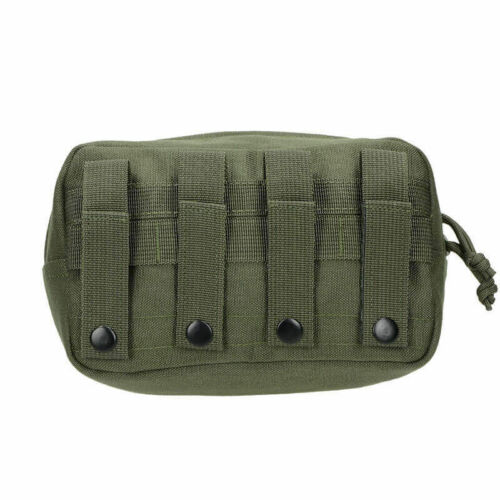 Texar Utility Pouch Military Style Army Combat MB-07 Olive