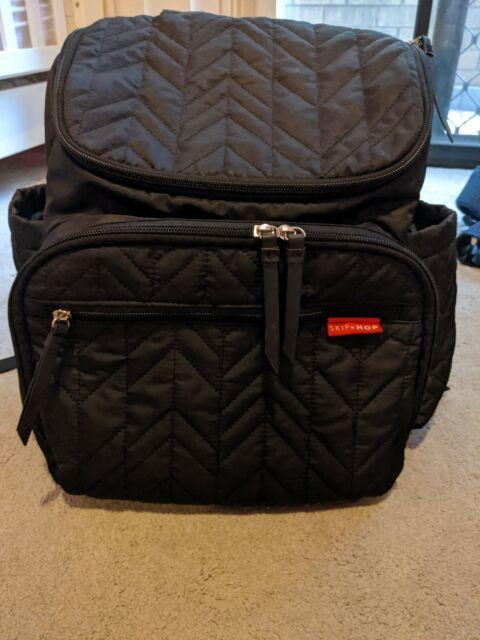 NEW Skip Hop Forma Backpack - Black