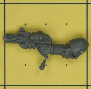 B Warhammer 40K Space Marines Blood Angels Death Company Infernus Pistol