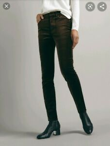 Massimo Dutti High Rise Skinny Damen Jeans Gr.42   eBay