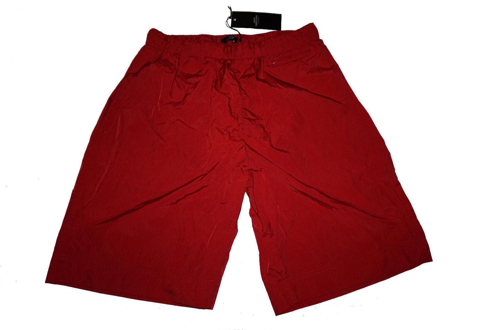 001263600a BNWT MADS NORGAARD MEN'S Swimming Trunks Board Shorts SURF RED orange L  SPEEDO. Polo Ralph Lauren ...