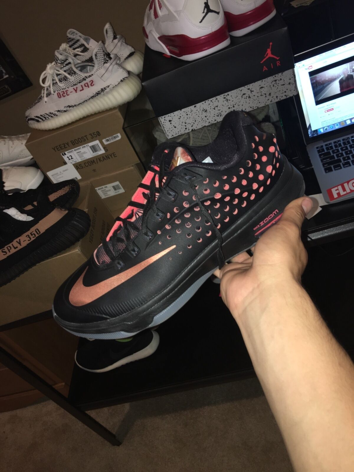 KD 7 elite size 12 VNDS steal Brand discount