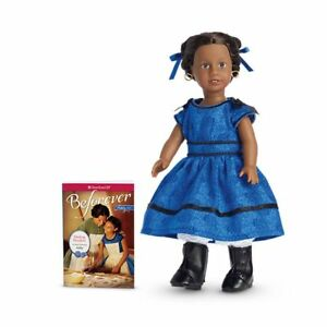 American-Girl-Doll-Mini-Addy-Beforever-NEW-and-Book