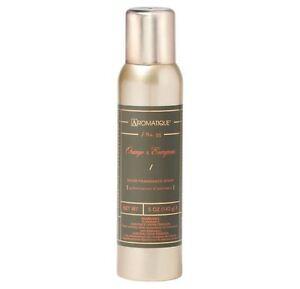 Aromatique-Orange-amp-Evergreen-Scented-Aerosol-Room-Spray-5-oz-142ml