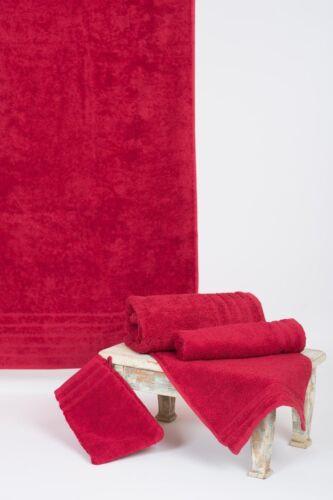 Set de felpa aida 9516 alta calidad duschtuch-toallas invitados pañuelos seifenlappen