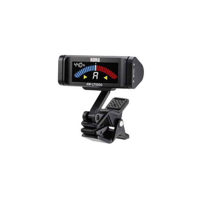 Korg AW-LT100B Pitchcrow Clip-On Bass Tuner