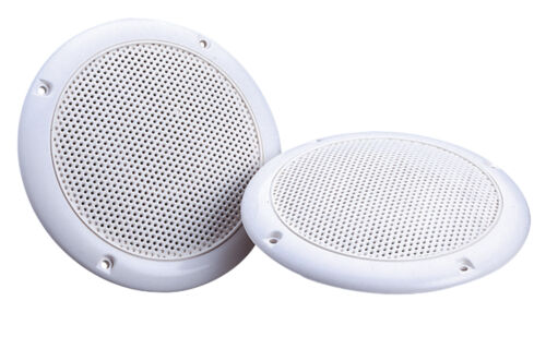 e-Audio Marine Einbaulautsprecher wetterfeste Lautsprecher 13cm Feuchtraum B401