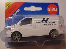 HÄRTETECHNIK HASS GMBH WERBEMODELL VW T5 BUS SIKU 1338 TOP IN OVP BOX