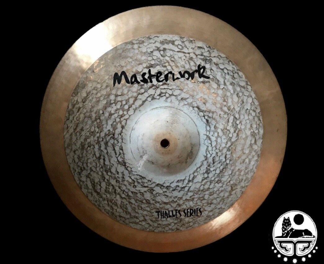 Masterwork Cymbals New Thalles Series 19-inch  Thalles Crash Medium