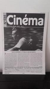 Cinema - N°534 - 16 Au 30 Giugno 1994 - Troppo Di Fortuna: Il Tumulto Delle