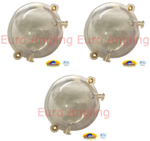 Clear 45mm or 55m Tsunami Bubble Floats Pack of 3