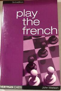 JOHN-WATSON-Play-the-French-3rd-Cadogan-Chess-Books