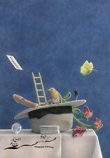 Kunstkarte: Quint Buchholz - Zauberworte
