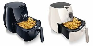 philips viva air fryer with rapid air technology low fat fryer rh ebay com Philips Airfryer Baking Pan philips airfryer hd9220 manual pdf
