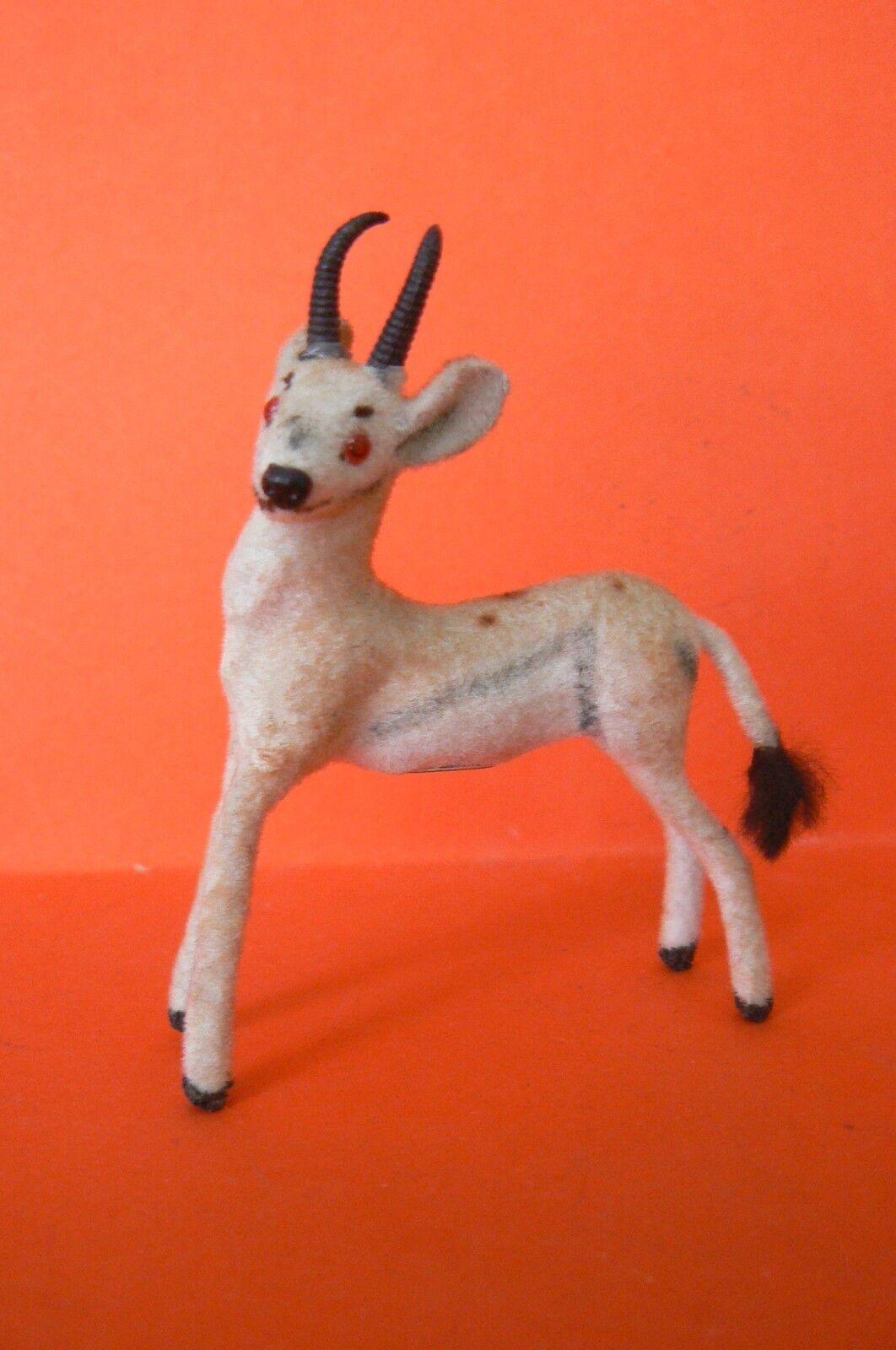 MARX CARL   FIGURINE CIRCUS OR ANIMALS SAUVAGES   DEER (RARE)