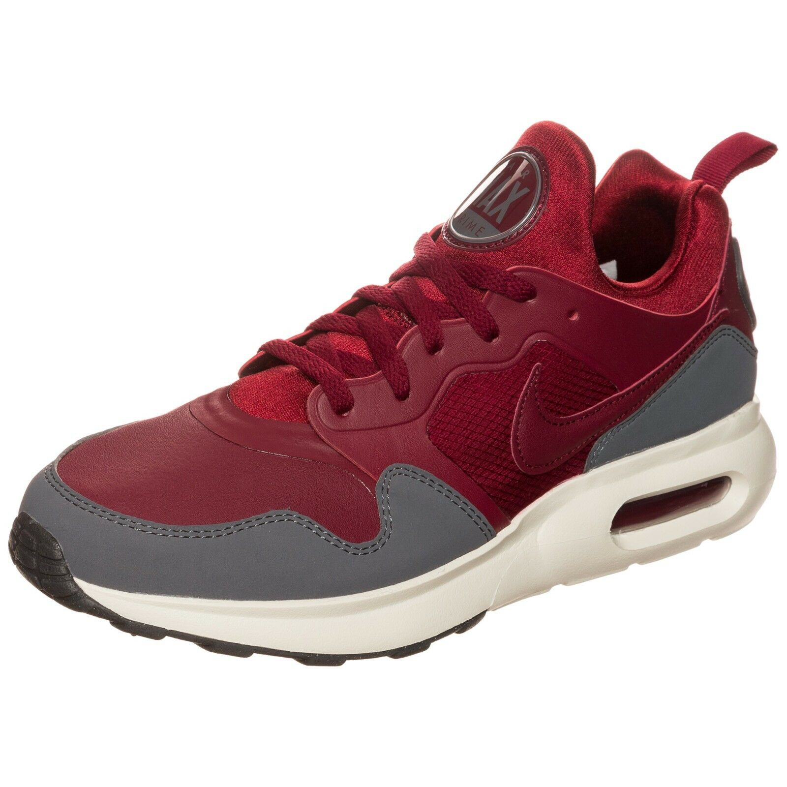 Nike Air Max Prime SL Team Red/Dark Grey Sizes 8-12 New In Box