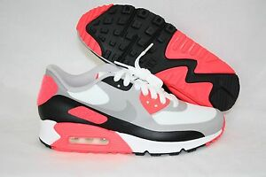 Details about NEW Boys Mens NIKE Air Max 90 V SP 746682 106 Infrared Patches Sneakers Shoes