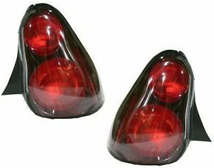 Image Is Loading Taillights Taillamps Tail Lights Pair Set For 2000